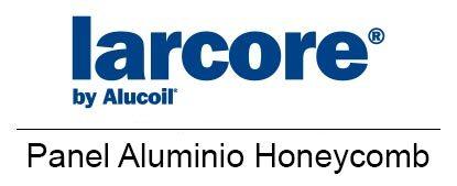 larcore Panel Aluminio Honeycomb