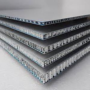 Panel de aluminio Honeycomb