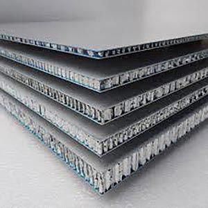 Mecanizado de paneles de aluminio Honeycomb
