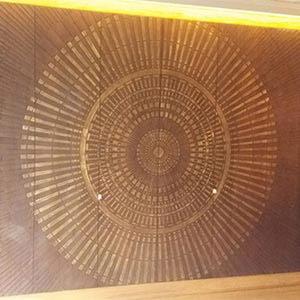 Mecanizado de paneles de madera